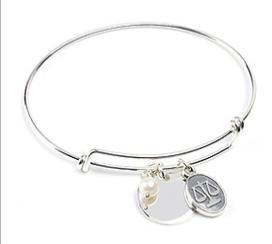 Sterling Adjustable Bangle